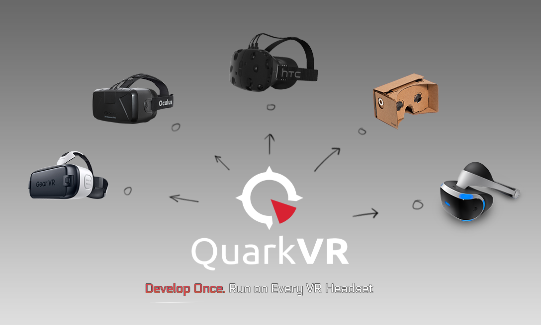What is Quark VR?